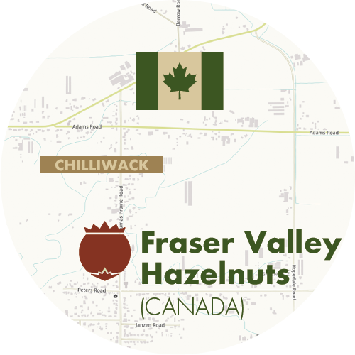 Frazer Valley Hazelnuts